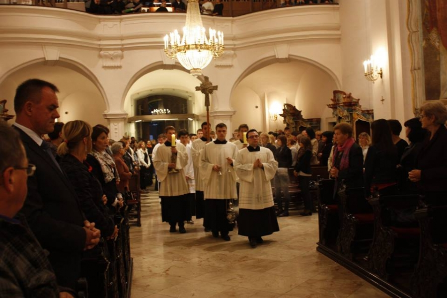 Obilježena 18. obljetnica Požeške biskupije