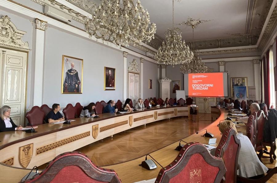 Započele prve pripremne aktivnosti projekta obnove Trenkovog dvorca