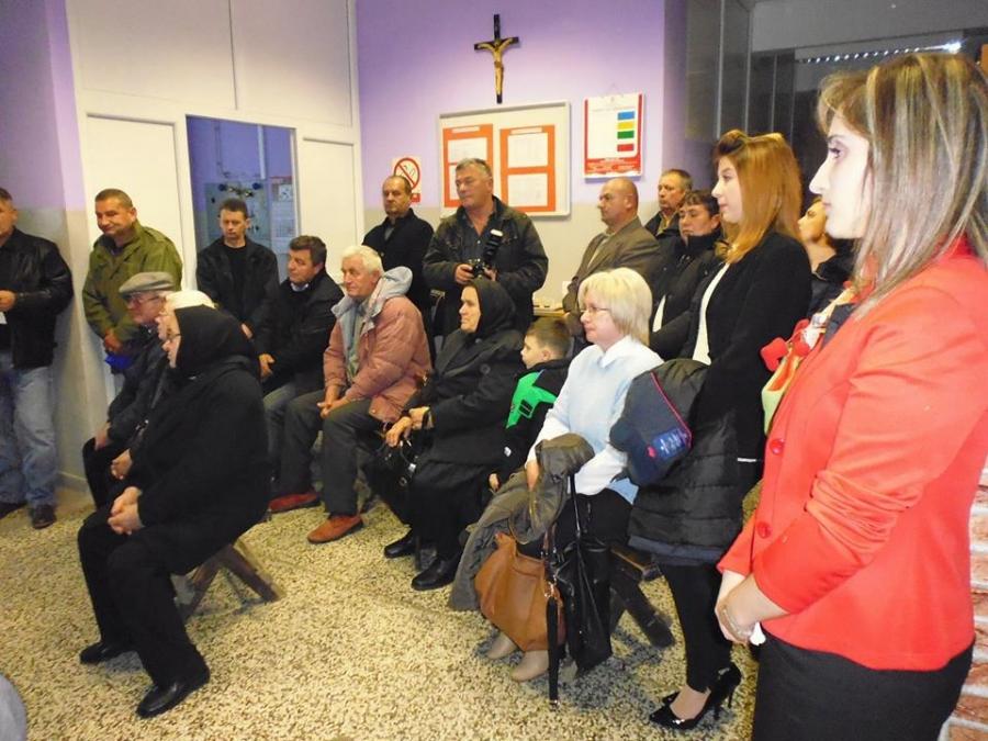 U Čaglinu otkrivena spomen ploča poginulim hrvatskim braniteljima