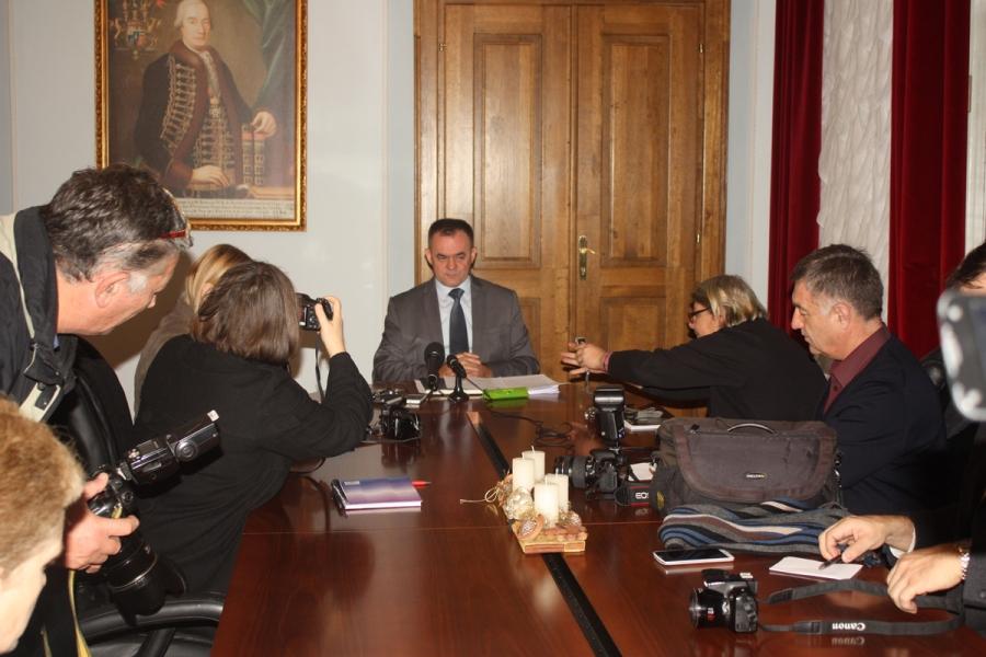 Župan Tomašević najavio 10. sjednicu Županijske skupštine