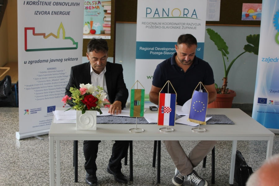 Održana početna konferencija o energetskoj obnovi zgrade osnovne škole Poljana