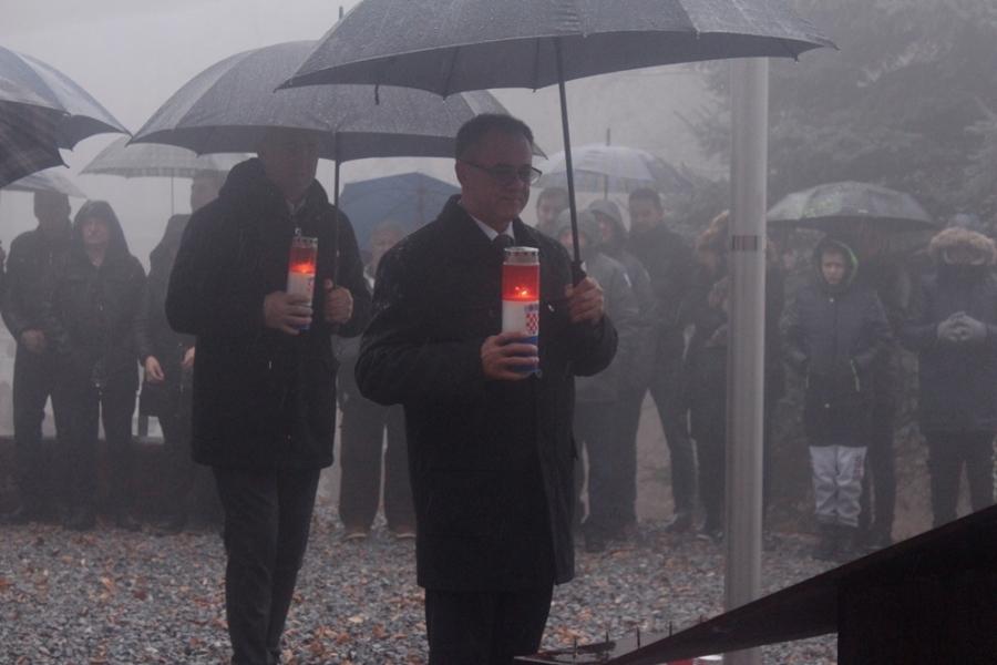 Obilježena 28. godišnjica pogibije jedanaestero hrvatskih branitelja na Papuku