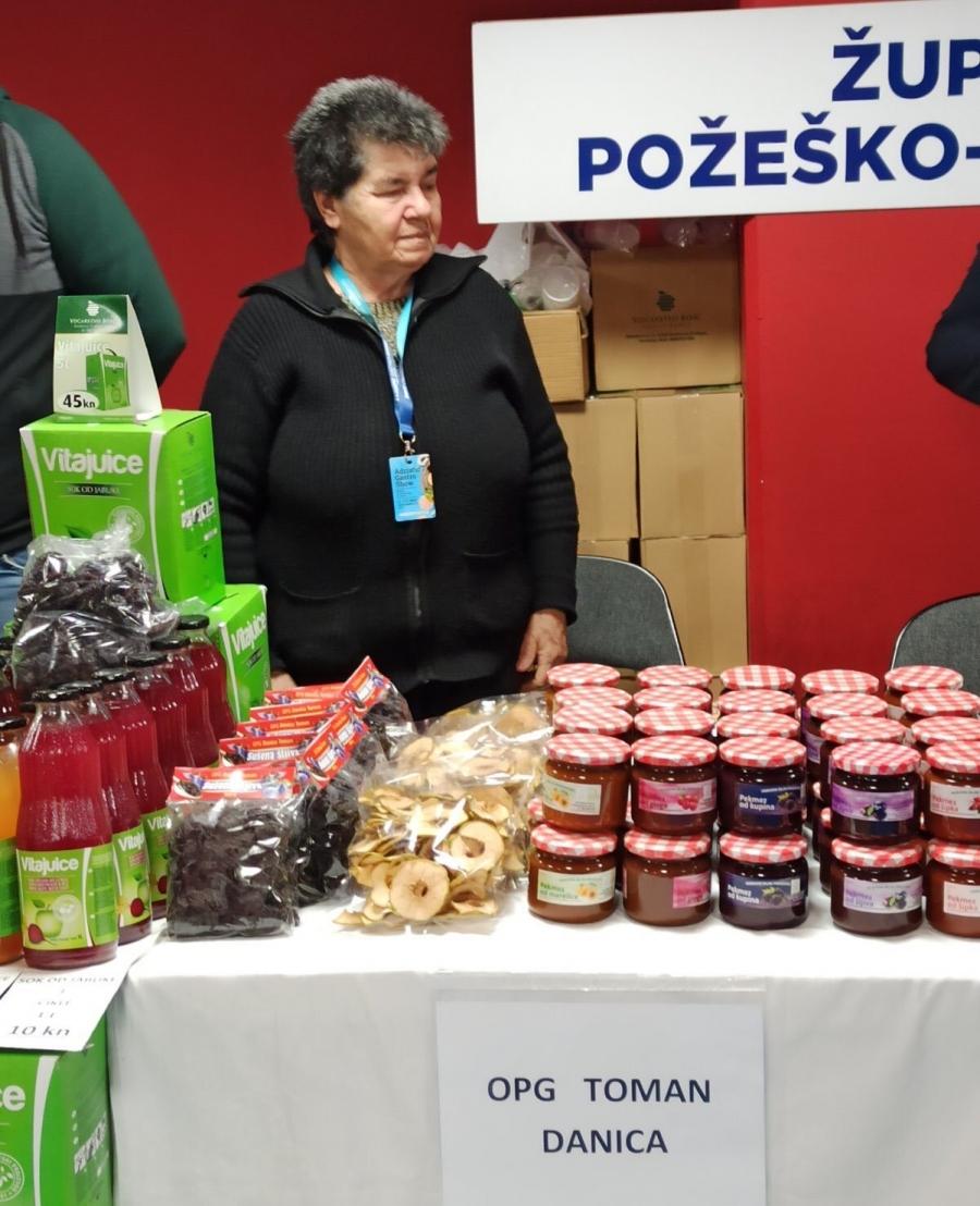 Predstavnici iz Požeško-slavonske županije na 6. Adriatic Gastro Showu u Splitu
