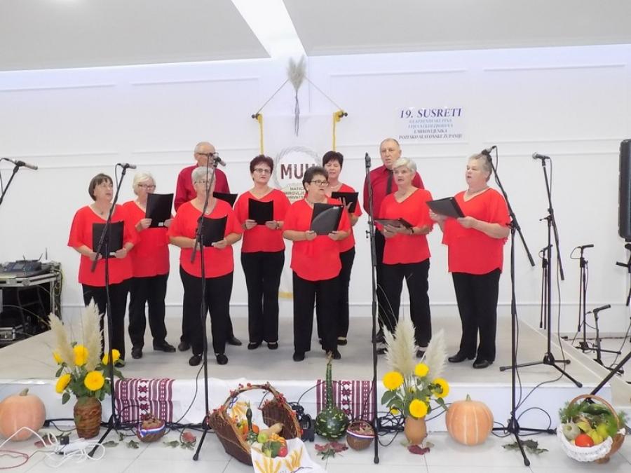 Matica umirovljenika održala 19. glazbene susrete