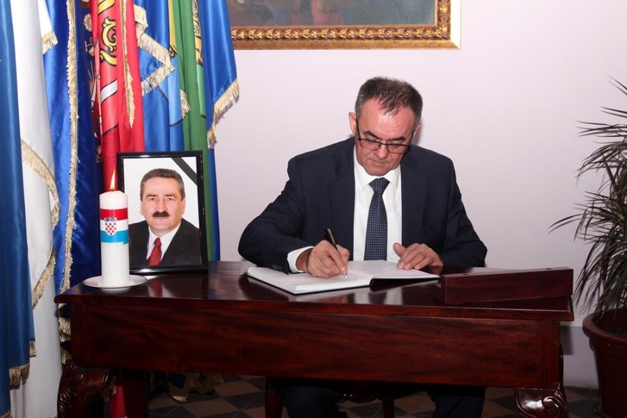 Održana komemoracija za Antu Bagarića