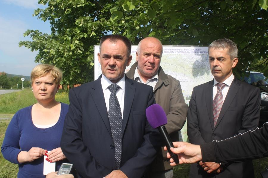 Počelo razminiranje poljoprivrednih površina na području Požeško-slavonske županije - projekt vrijedan preko 30 milijuna kuna