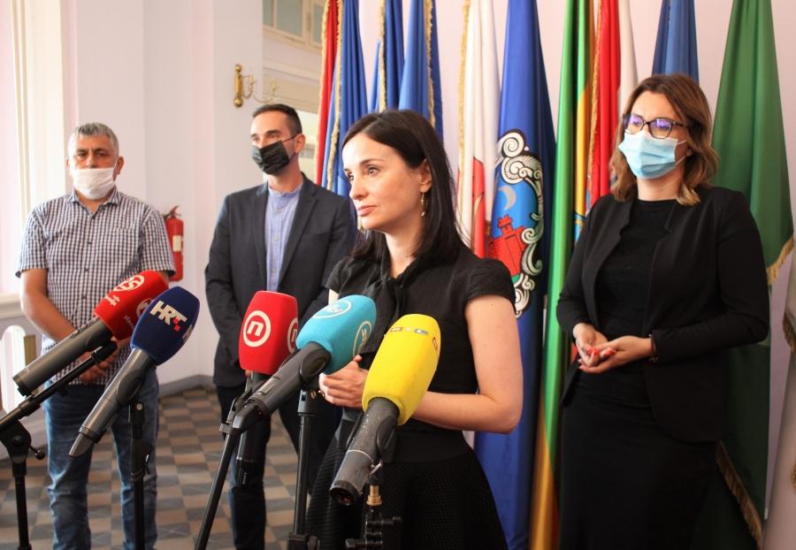 """Vučković: """"Putem Mjere 5.2.1. Požeško-slavonskoj županiji bit će osigurana brza, efikasna i učinkovita pomoć"""""""