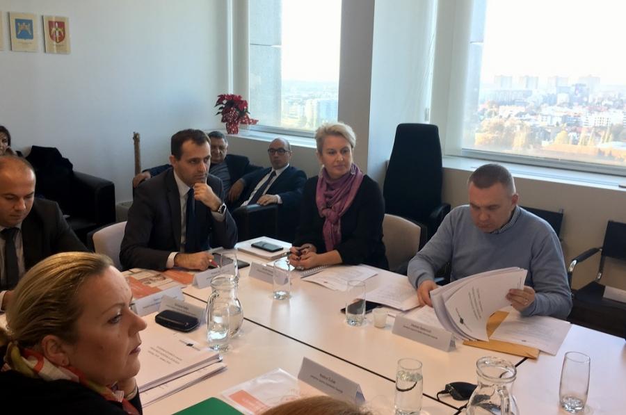 Održana 50. sjednica Izvršnog odbora Hrvatske zajednice županija