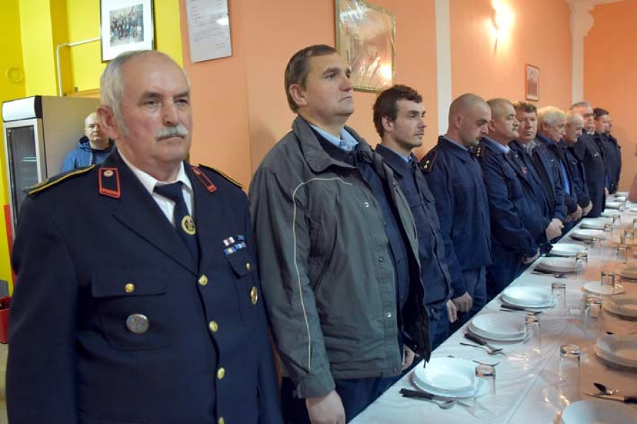 128. izvještajna skupština Dobrovoljnog vatrogasnog društva Pleternica