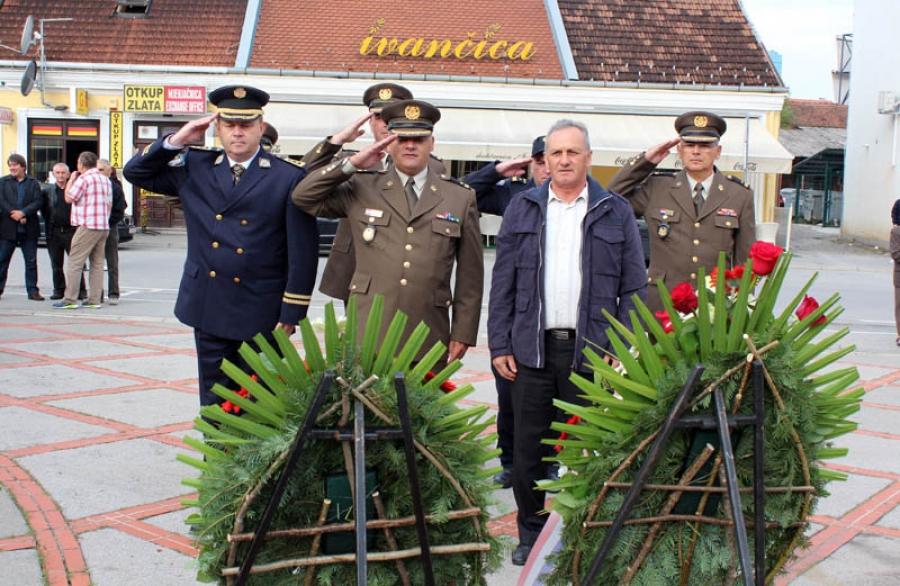 Obilježena 26. obljetnica oslobođenja vojarne