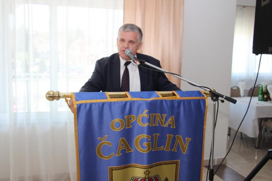 Svečana sjednica općinskog vijeća općine Čaglin povodom Dana općine