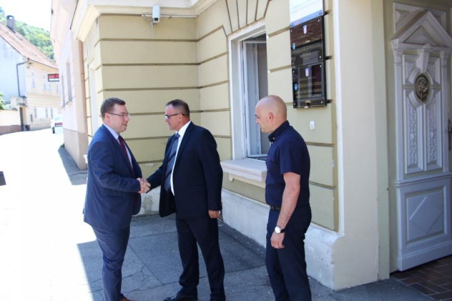 """Ministar Marko Pavić predstavio projekt """"Zaželi"""""""