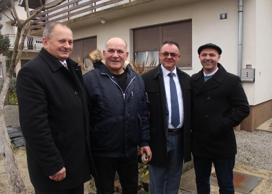 Novoimenovana ulica u čast poginulom branitelju Zoranu Gruberu