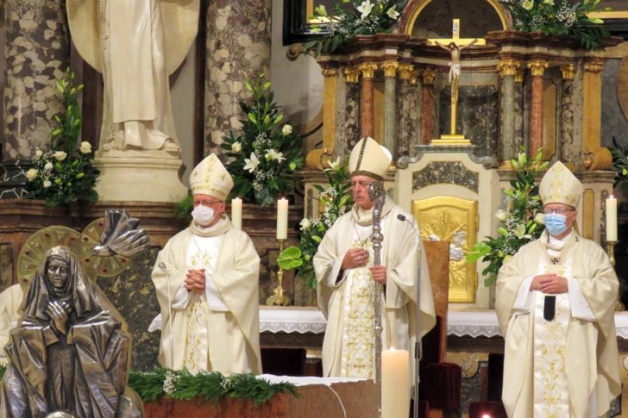 Proslava svetkovine Sv. Terezije Avilske