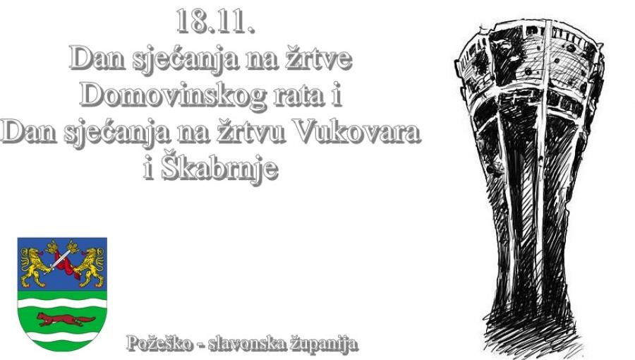 Dan sjećanja na žrtve Domovinskog rata i Dan sjećanja na žrtvu Vukovara i Škabrnje