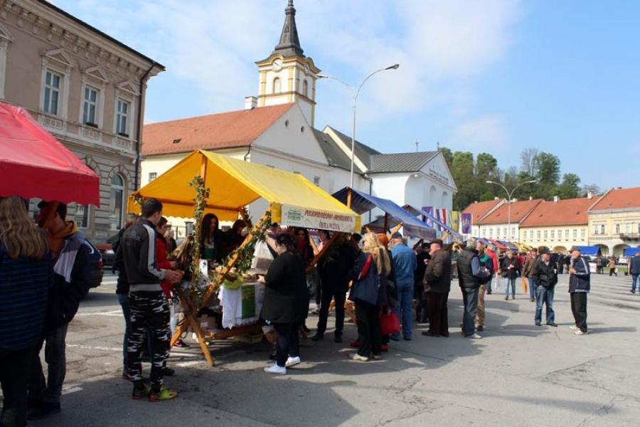 Povodom Dana županije održan Županijski sajam