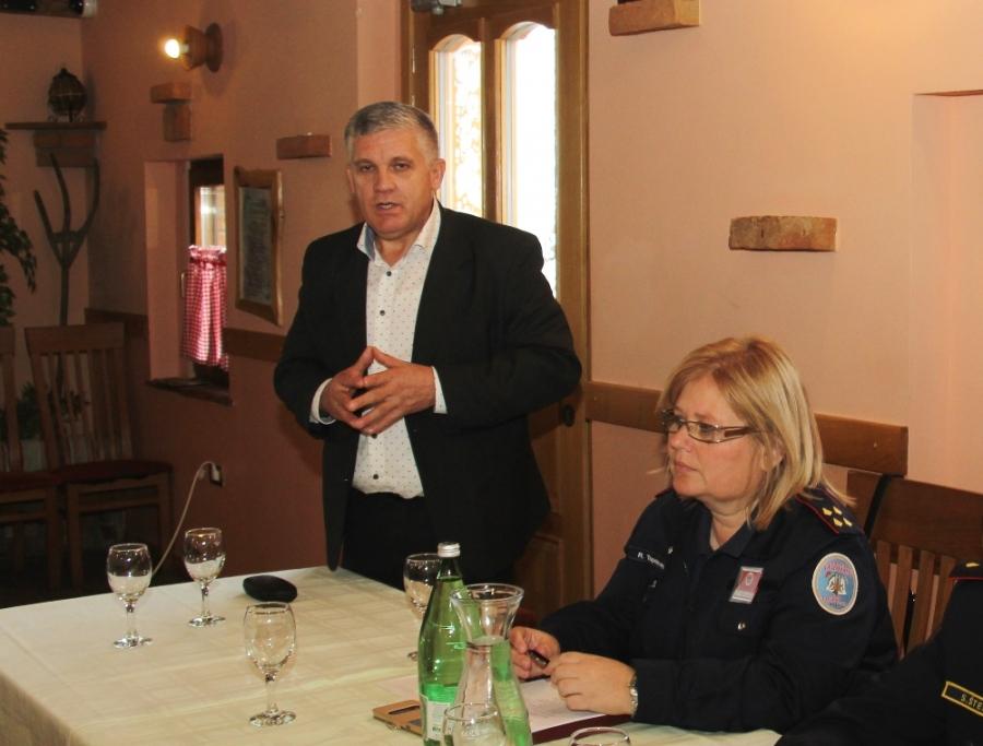 Savjet vatrogasne mladeži Hrvatske vatrogasne zajednice održan u Požegi