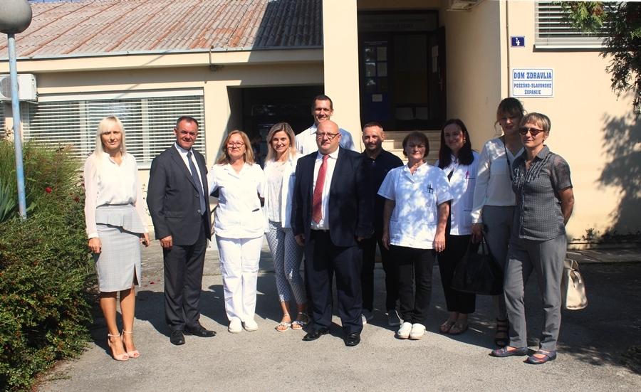 Projekt ''Dom zdravlja-centar zdravlja'' u završnoj fazi