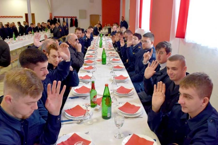 Godišnja skupština Dobrovoljnog vatrogasnog društva Biškupci