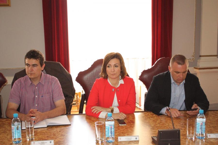 U županiji održan sastanak na temu navodnjavanja i obrane od poplava