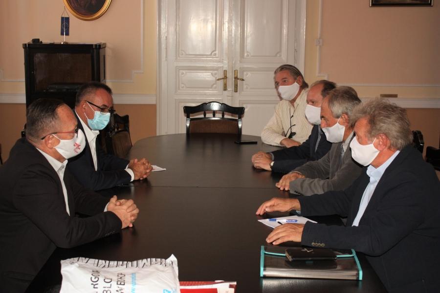 Održan sastanak s Hrvatskim motociklističkim savezom