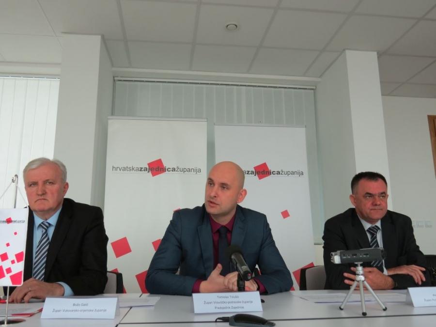 Hrvatska zajednica županija u borbi za opstanak obiteljskih poljoprivrednih gospodarstava