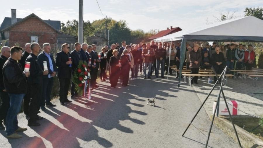 27. obljetnica pogibije 19 branitelja u Batinjanima i Gornjoj Obriježi