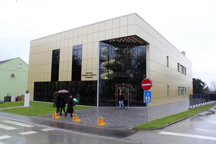 Povodom Dana grada u Pleternici otvorena nova knjižnica