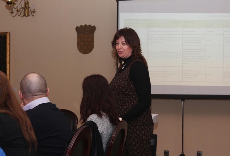 Održana prezentacija projekta IQM Destination Požega
