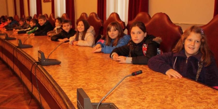 Jakšićki osnovnoškolci posjetili Požeško - slavonsku županiju