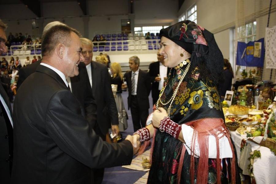 Najuzornija hrvatska seoska žena Marija Ribičić iz Grabarja