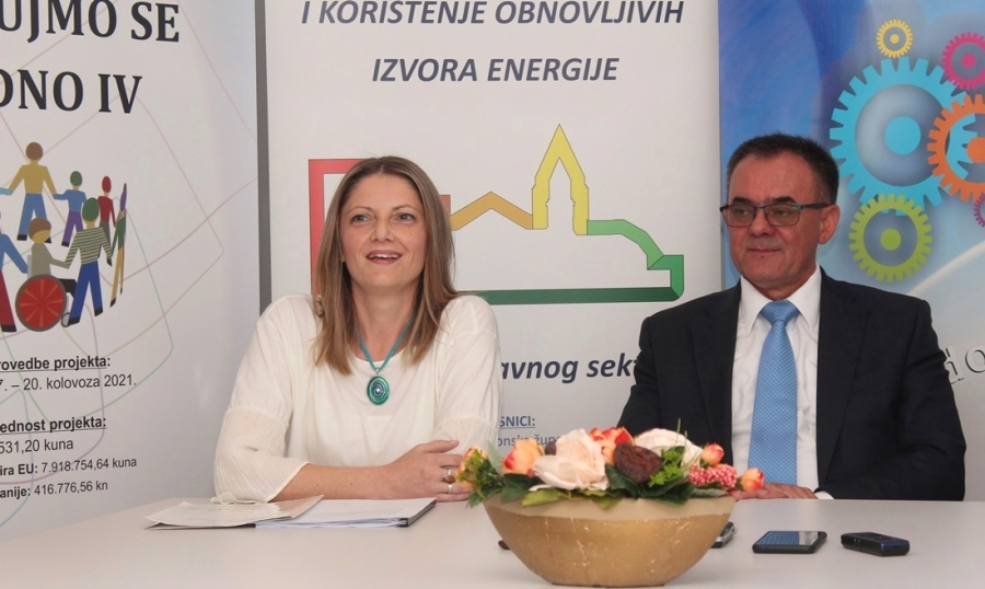 """Predstavljanje projekta """"Zajedno do razvoja 2""""i ostalih projekata Regionalnog koordinatorarazvoja Požeško-slavonske županije"""