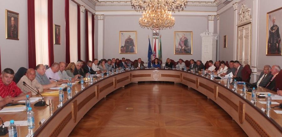 Održana 9. sjednica Županijske Skupštine Požeško-slavonske županije