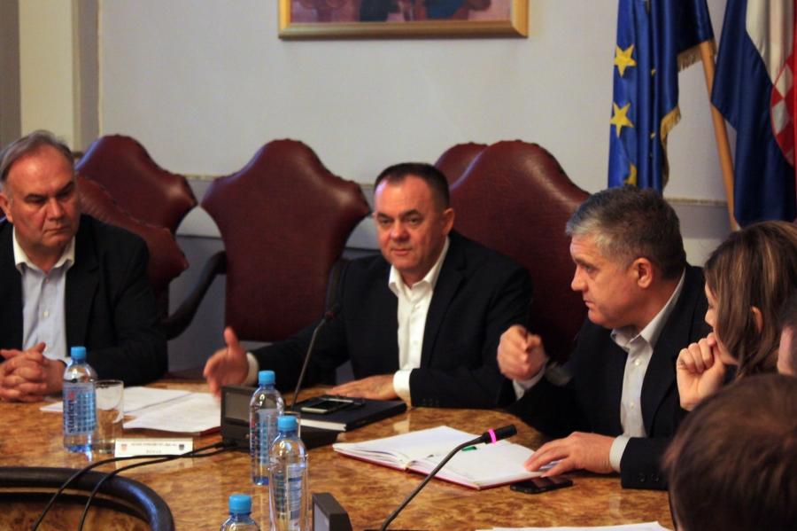 Koordinacija župana s načelnicima, gradonačelnicima i Razvojnom agencijom Panora