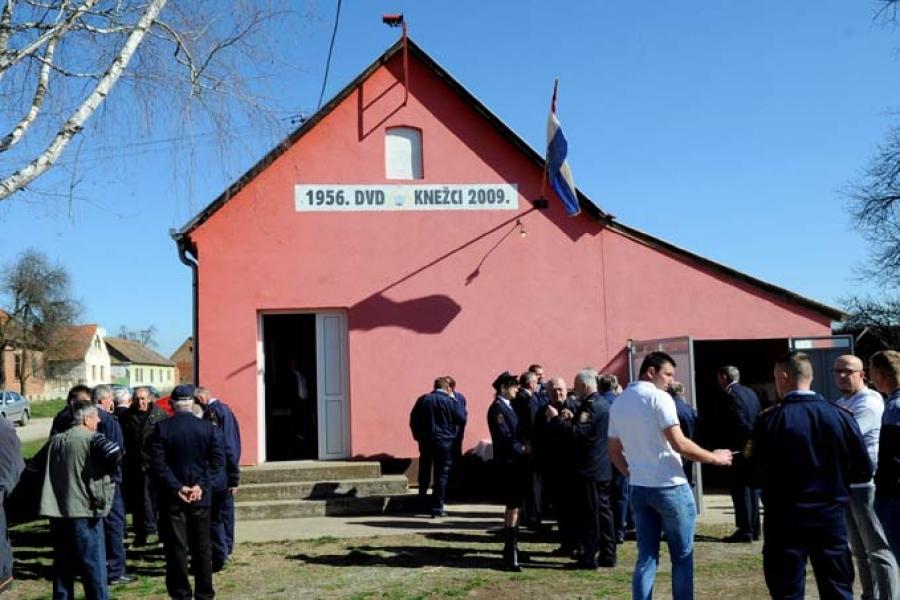 Godišnja skupština Dobrovoljnog vatrogasnog društva Knežci