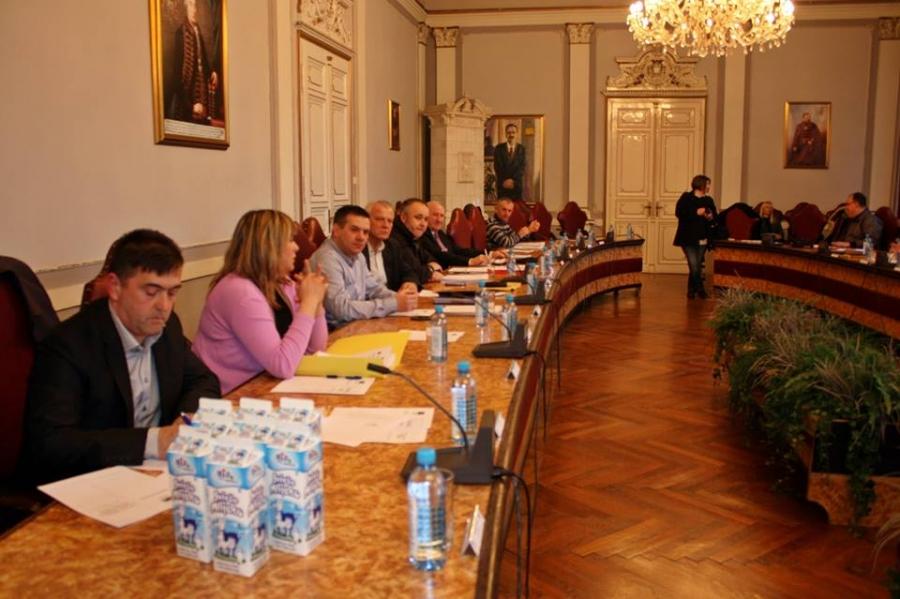 Održana 16. sjednica Županijske skupštine