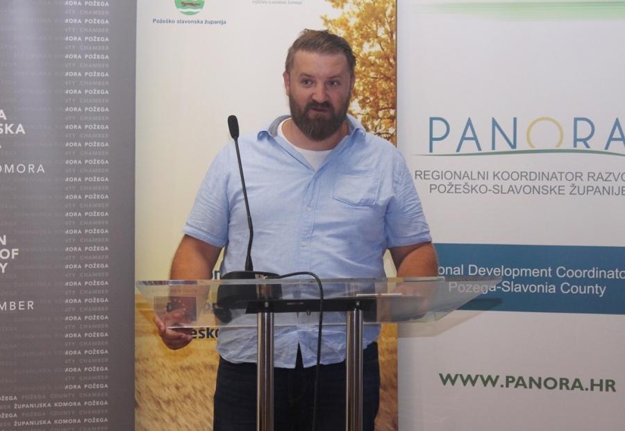 """Prezentacija nacrta """"Analize potencijala poljoprivredne proizvodnje u Požeško-slavonskoj županiji"""""""