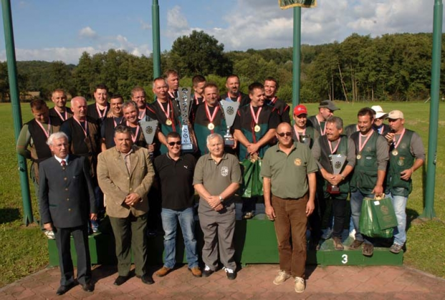 U Bzenici održano prvenstvo Hrvatske u lovnom streljaštvu