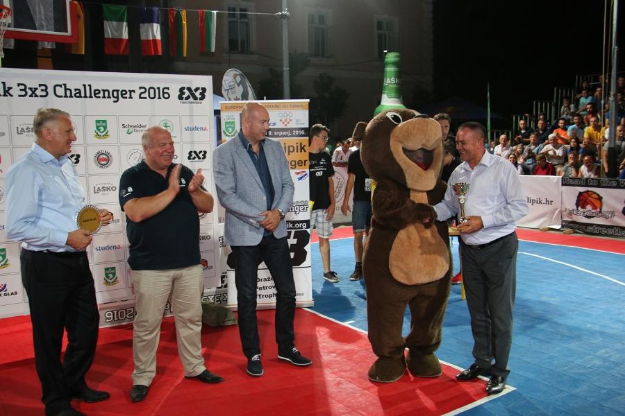 Europski turnir Malbée Lipik 3X3 Challenger