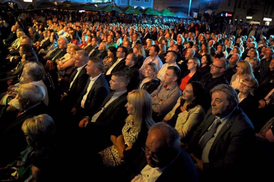 Festivalom Zlatne žice Slavonije završen Aurea fest