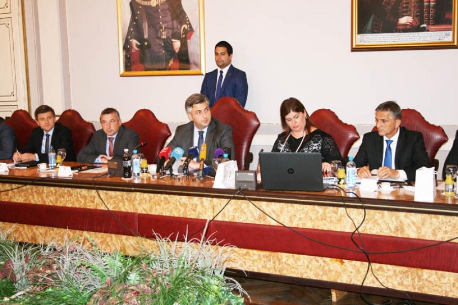 Održan sastanak Savjeta za Slavoniju, Baranju i Srijem
