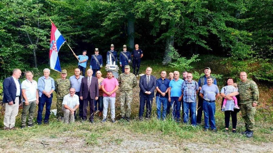 Obilježena 30. godišnjica pogibije hrvatskih branitelja na Psunju
