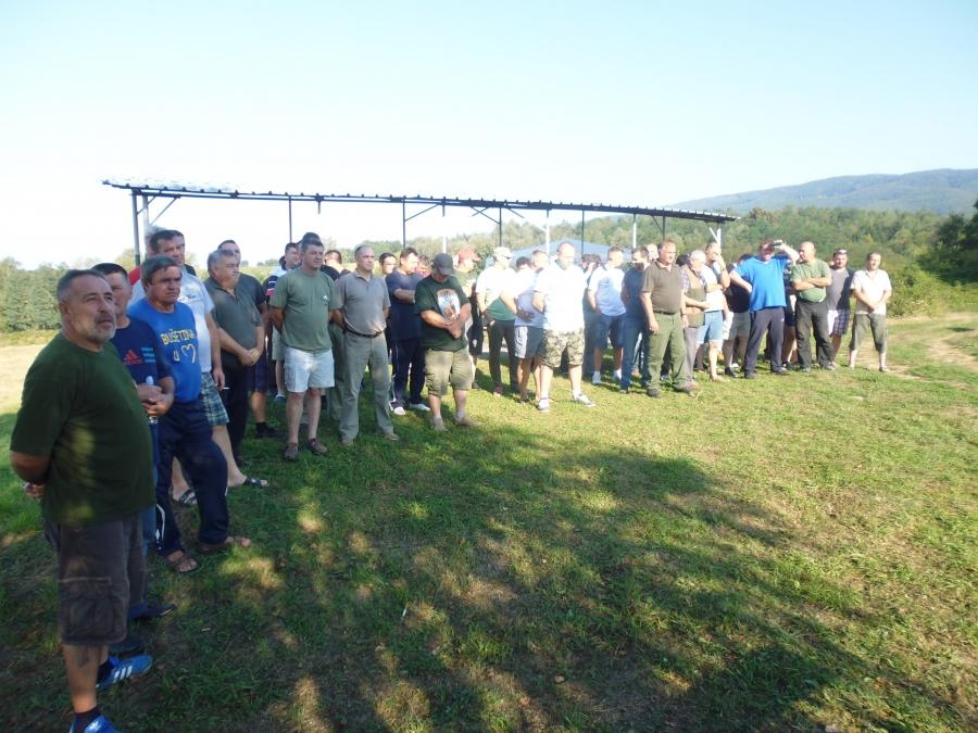 Župan otvorio godišnju manifestaciju kutjevačkih lovaca