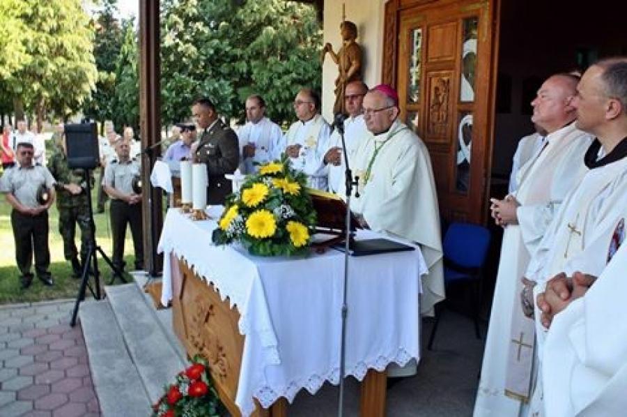 Proslavljen Dan vojne kapelanije Sv. Ivan Krstitelj