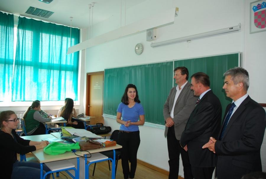 Župan posjetio obrazovne ustanove u Pakracu
