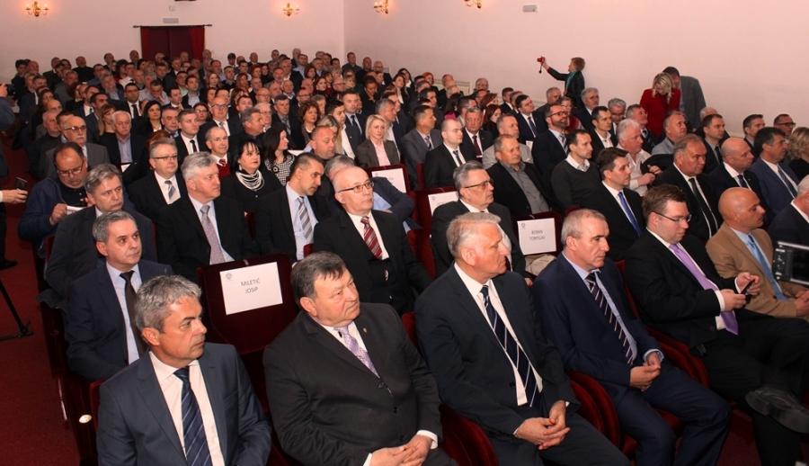 Svečana sjednica Gradskog vijeća grada Požege