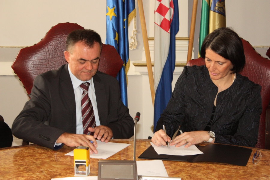 Požeško - slavonska županija potiče poduzetništvo