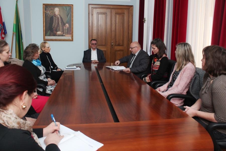 Sastanak sa mobilnim palijativnim timom Požeško-slavonske županije