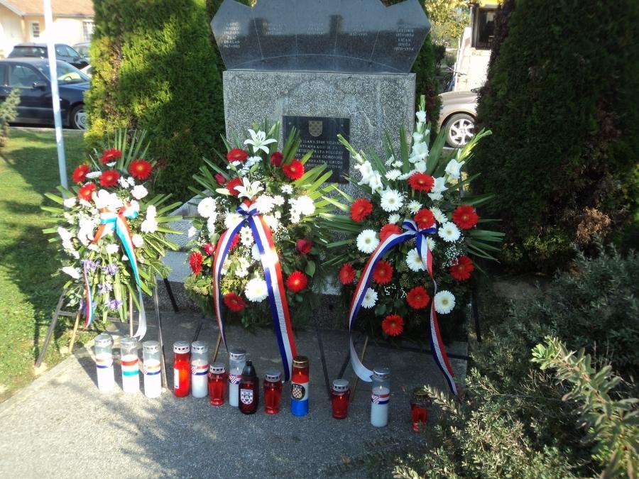 Obilježen Dan branitelja u Brestovcu
