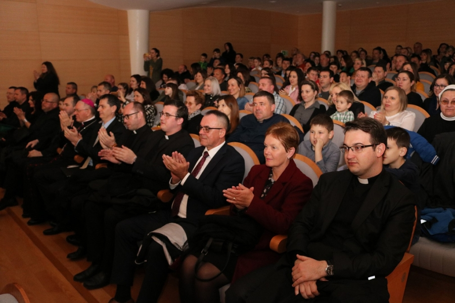 10. obljetnica Katoličke osnovne škole u Požegi